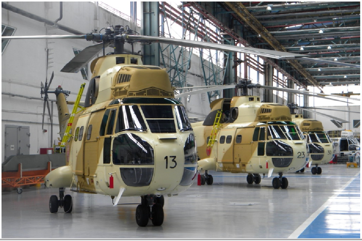 AIRBUS HELICOPTERS INDUSTRIES